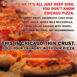 Chicago Thin Crust - RealDeepDish.com