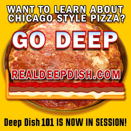 Real Deep Dish!