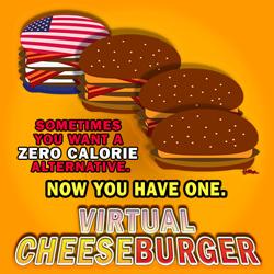 Virtual Cheeseburger!