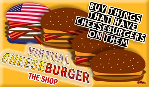 Virtual Cheeseburger Shop