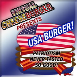 USA Burger! - Virtual Cheeseburger Shop!