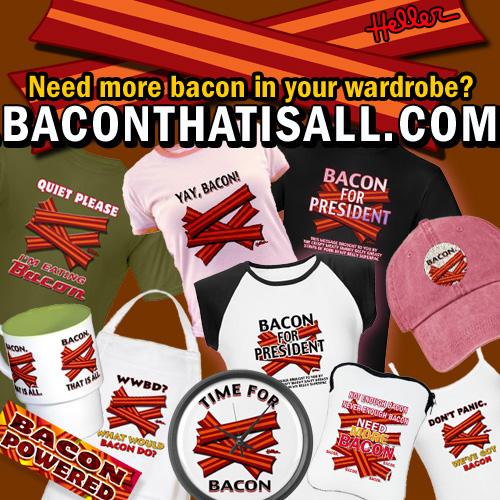 NEW BACON TEES! - baconthatisall.com