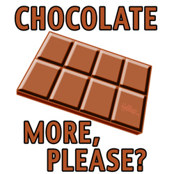 Chocolate - More, Please!